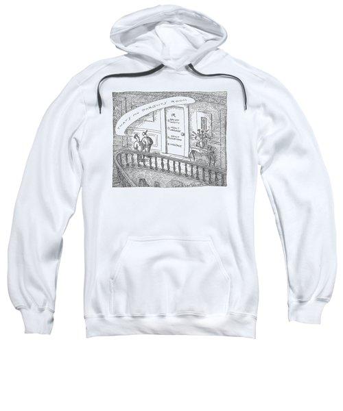 New Yorker March 19th, 2007 Sweatshirt
