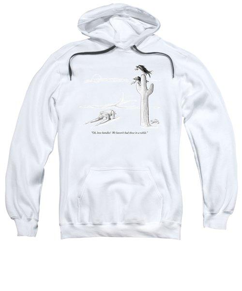 Love Handles Sweatshirt