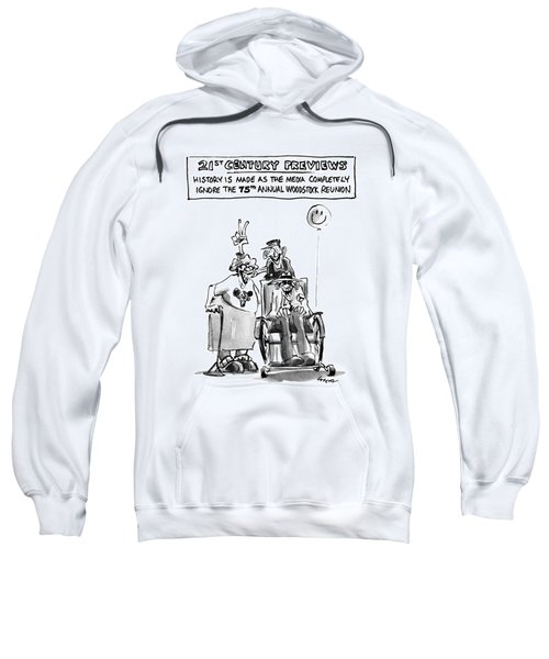 21st Century Previews Sweatshirt