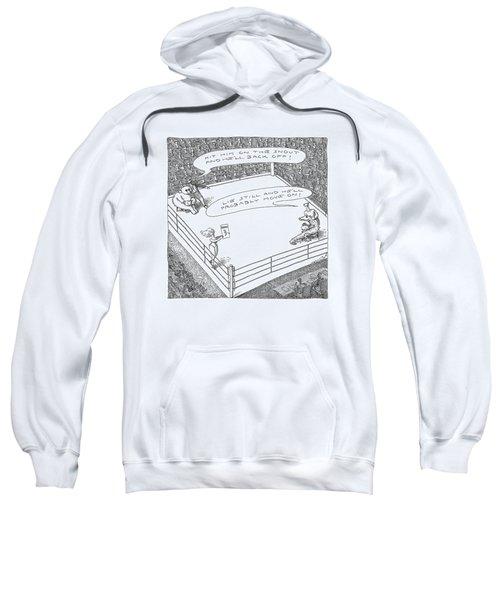 New Yorker April 3rd, 2006 Sweatshirt