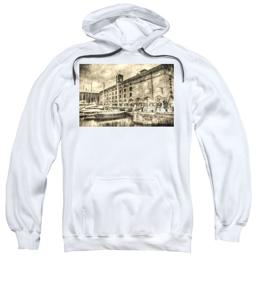 St Katherine's Dock London Sweatshirt