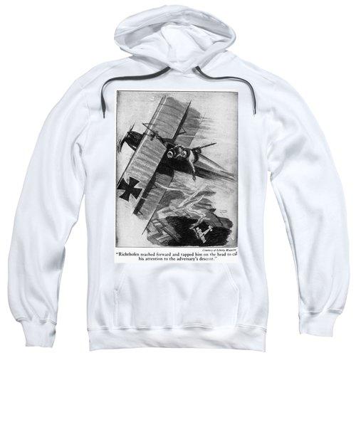 Manfred Von Richthofen (1892-1918) Sweatshirt