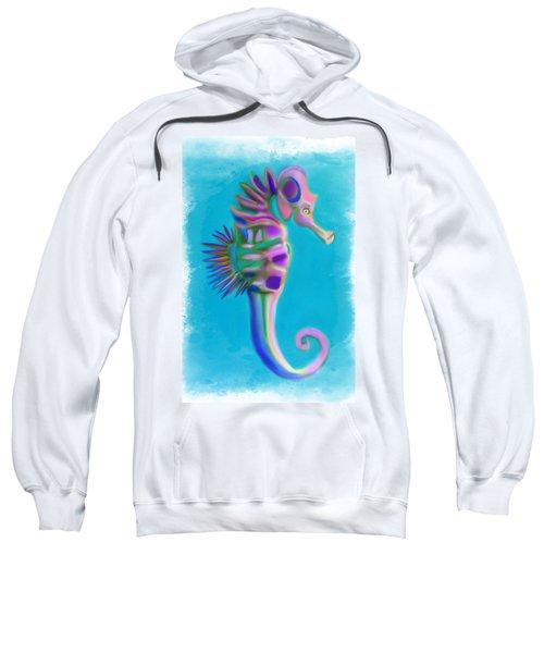 The Pretty Seahorse Sweatshirt
