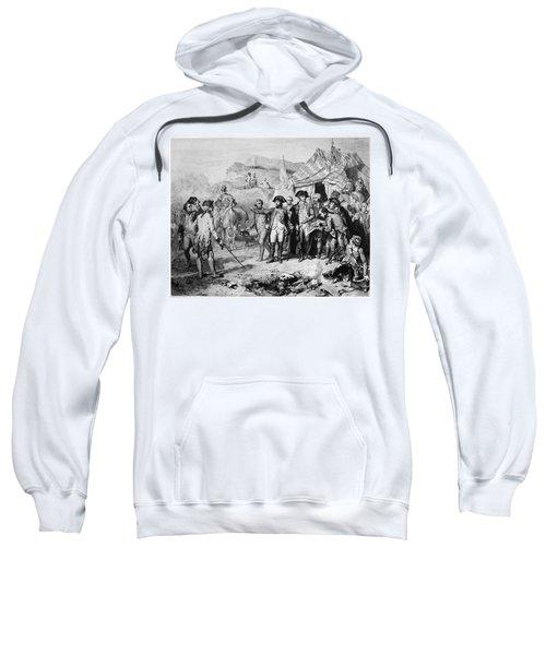 Siege Of Yorktown, 1781 Sweatshirt