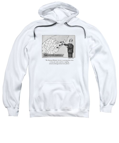 The National Weather Service Is Warning These Sweatshirt
