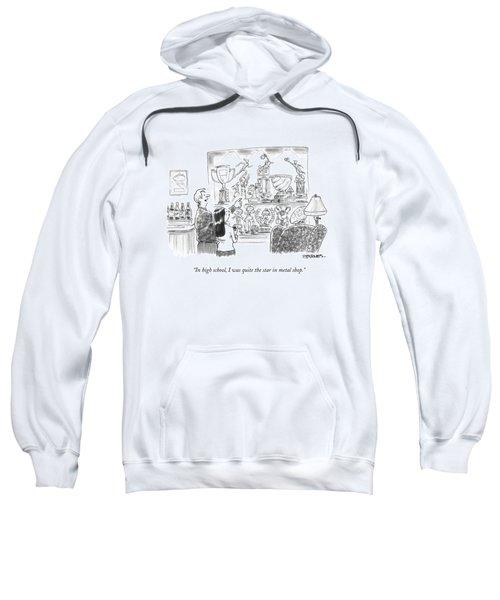 In High School Sweatshirt