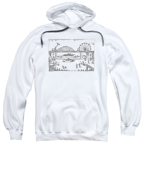 New Yorker August 14th, 2000 Sweatshirt