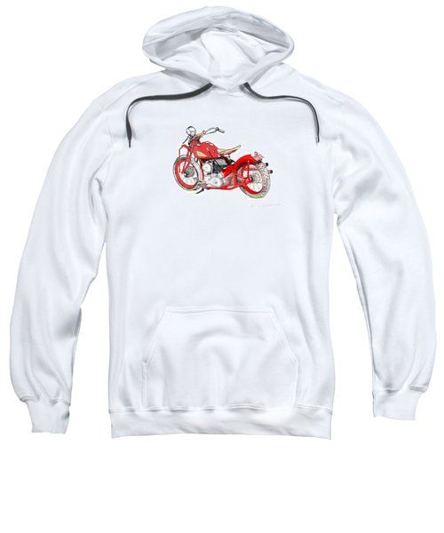 37 Chief Bobber Sweatshirt