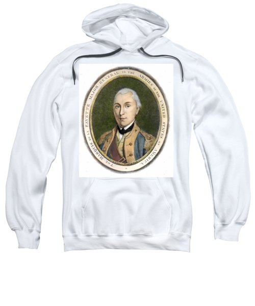 Marquis De Lafayette Sweatshirt