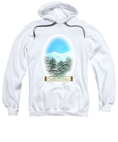Happy Holidays. Best Christmas Gift Sweatshirt