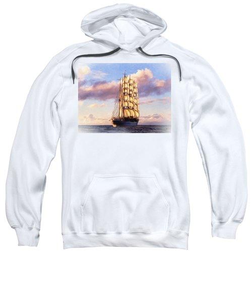 4 Mast Barque Sweatshirt