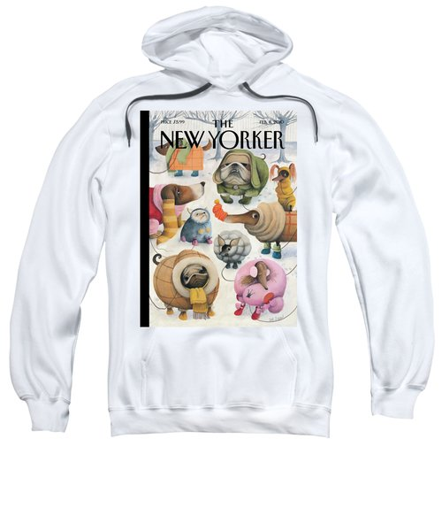 New Yorker February 8th, 2010 Sweatshirt