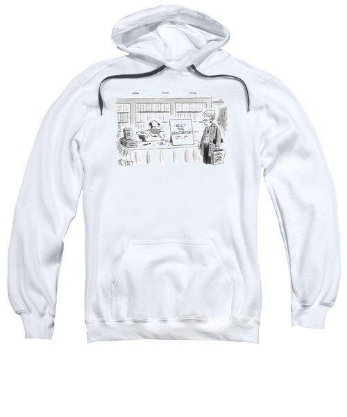 New Yorker February 14th, 2005 Sweatshirt