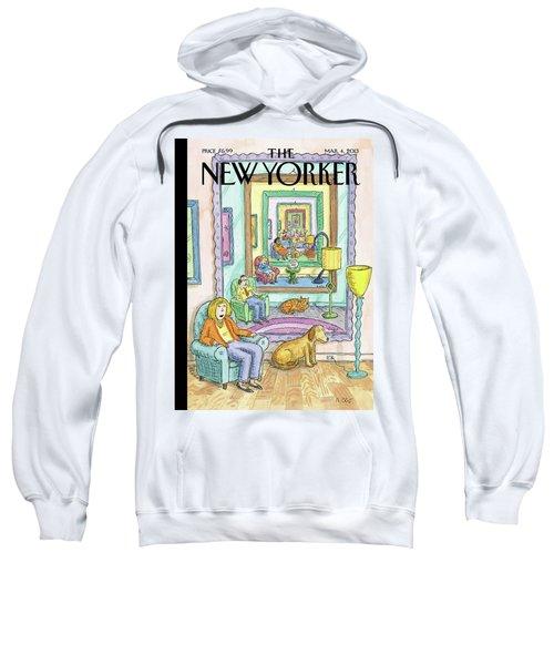 New Yorker March 4th, 2013 Sweatshirt