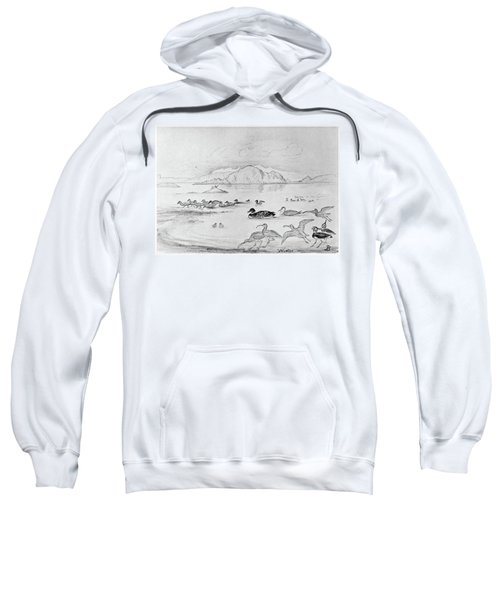 Blackburn Birds, 1895 Sweatshirt