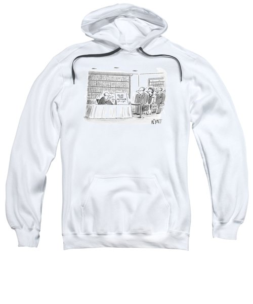 New Yorker June 12th, 2006 Sweatshirt