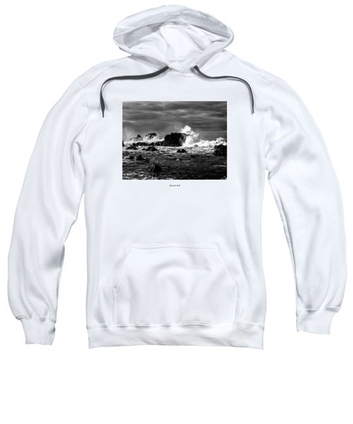 Sweatshirt featuring the photograph Over The Hills And Far Away by Joseph Amaral