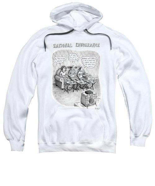 Rational Exuberance Sweatshirt