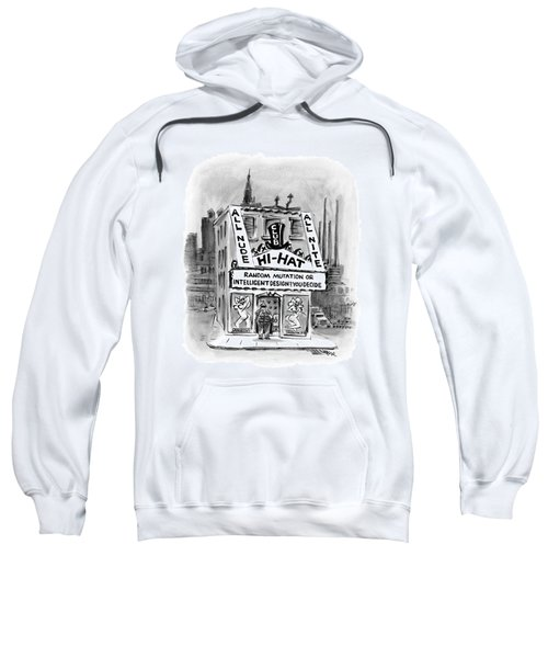 New Yorker November 21st, 2005 Sweatshirt
