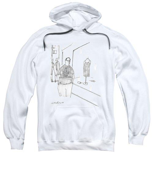 New Yorker March 13th, 2006 Sweatshirt