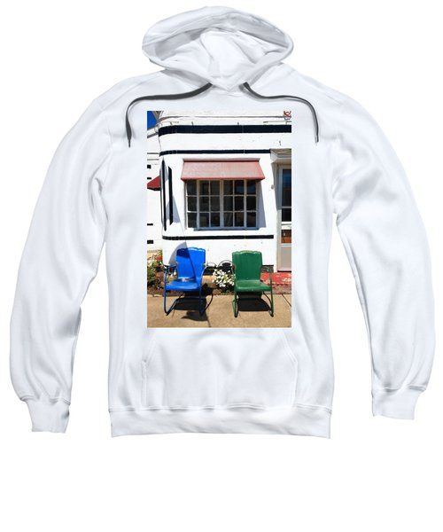 Route 66 - Boots Motel Sweatshirt