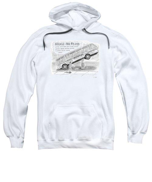 New Yorker October 8th, 2007 Sweatshirt