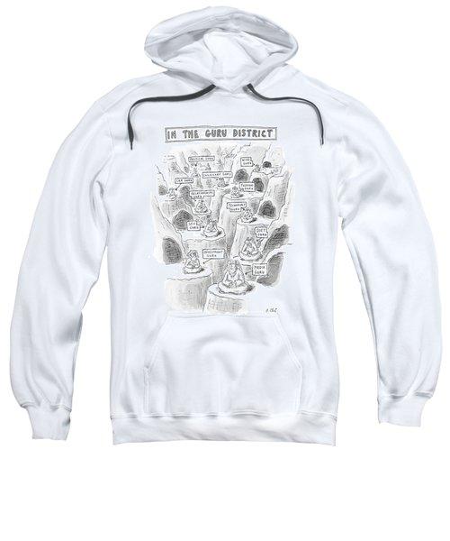 New Yorker March 10th, 2008 Sweatshirt
