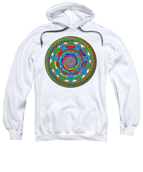 7 Fish Rainbow Yahushuah Messiah Sweatshirt