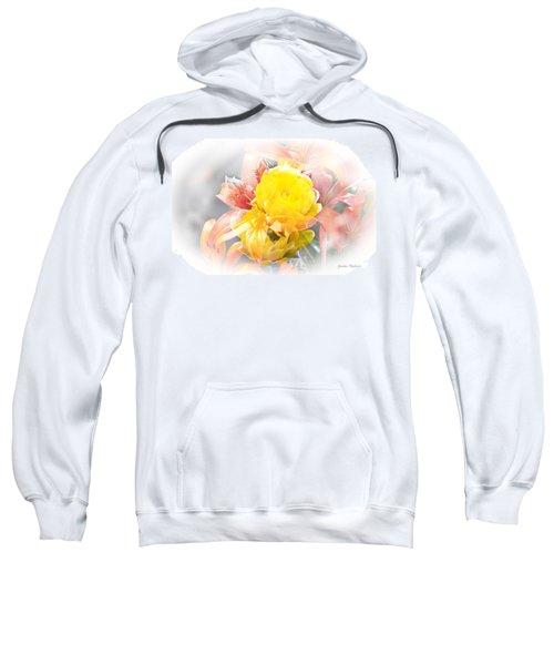 Flower Burst Sweatshirt