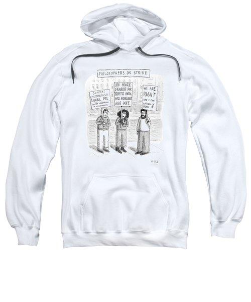 New Yorker December 3rd, 2007 Sweatshirt