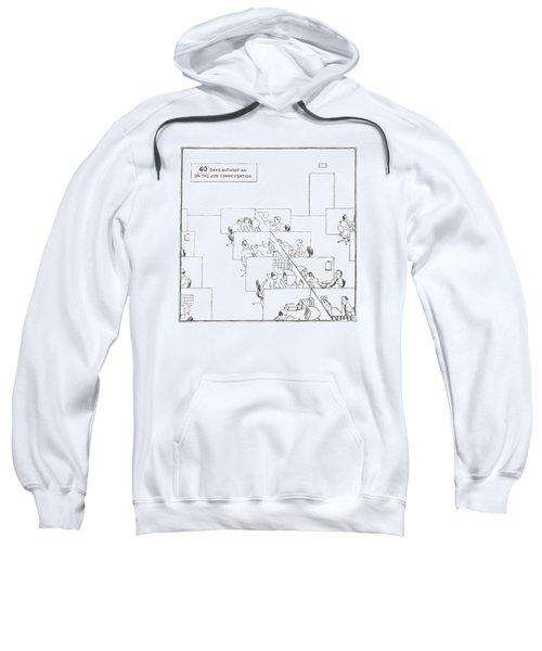 New Yorker June 6th, 2005 Sweatshirt