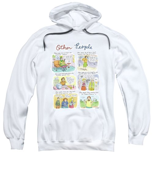 Other People Sweatshirt