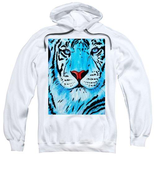 Blue Bengal Sweatshirt
