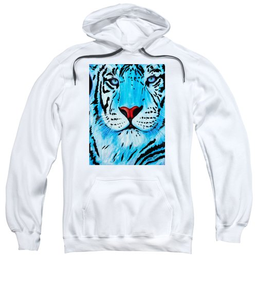 Blue Bengal Sweatshirt