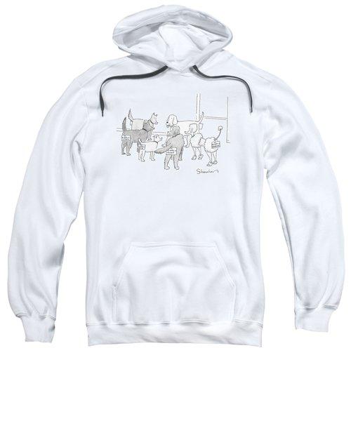 New Yorker September 17th, 2007 Sweatshirt