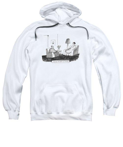 7,506-night Stand Sweatshirt