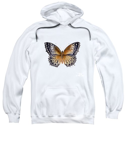 77 Cethosia Butterfly Sweatshirt