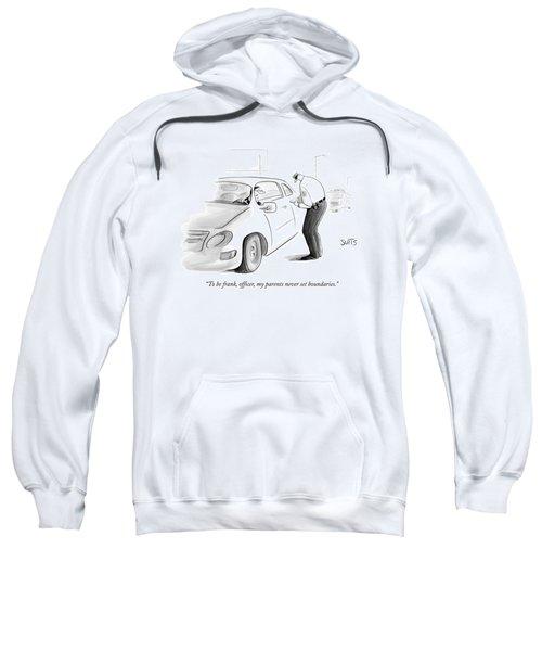 To Be Frank Sweatshirt