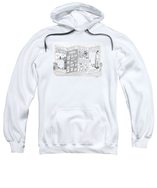 New Yorker August 21st, 2006 Sweatshirt