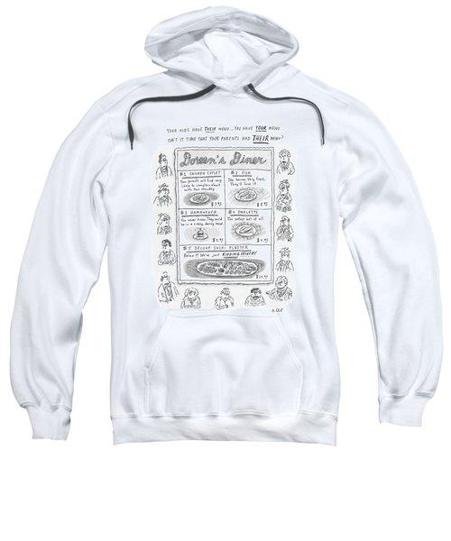 Doreen's Diner Sweatshirt