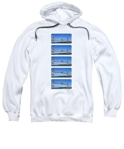 A Bridge Opening Sweatshirt