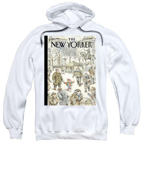Winter Delight Sweatshirt