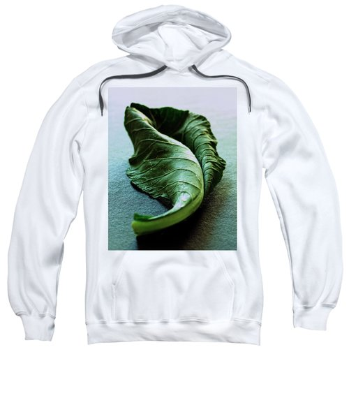 A Collard Leaf Sweatshirt