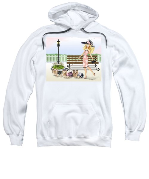 A Day At The Derby Sweatshirt