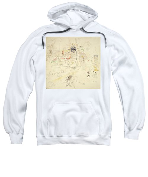 A Dream In Absinthe, 1890 Sweatshirt