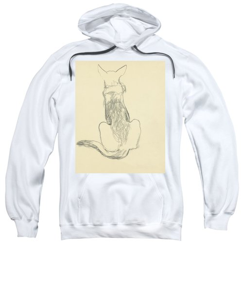 A German Shepherd Sweatshirt