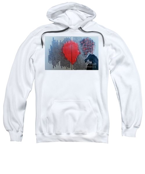 A Glance Of The Wind Sweatshirt