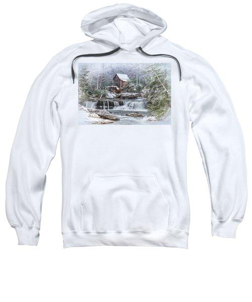 A Gristmill Christmas Sweatshirt