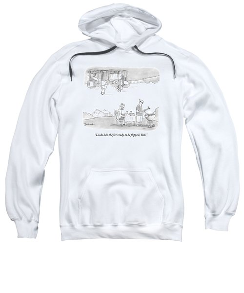 A Husband And Wife Sweatshirt