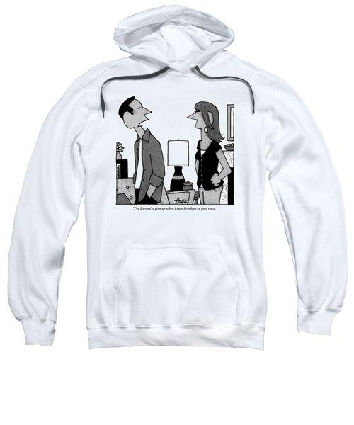 A Husband To His Wife Sweatshirt